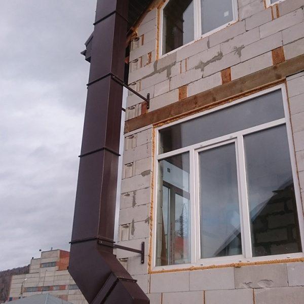 Дымоходы в свой дом изготовление и монтаж