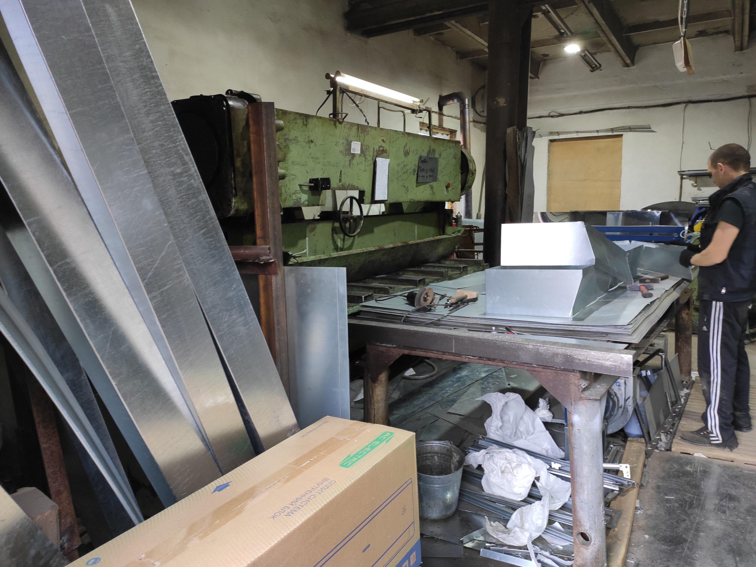 Производство вентиляционных каналов под заказ в Миассе