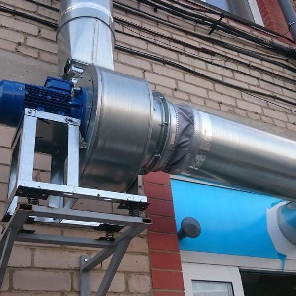 промышленная вентиляция производство в Миассе