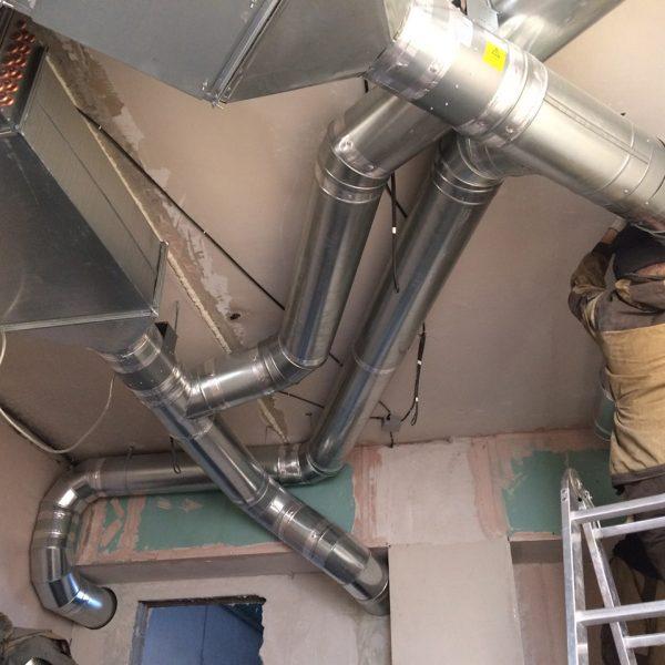 промышленная вентиляция в Миассе фото