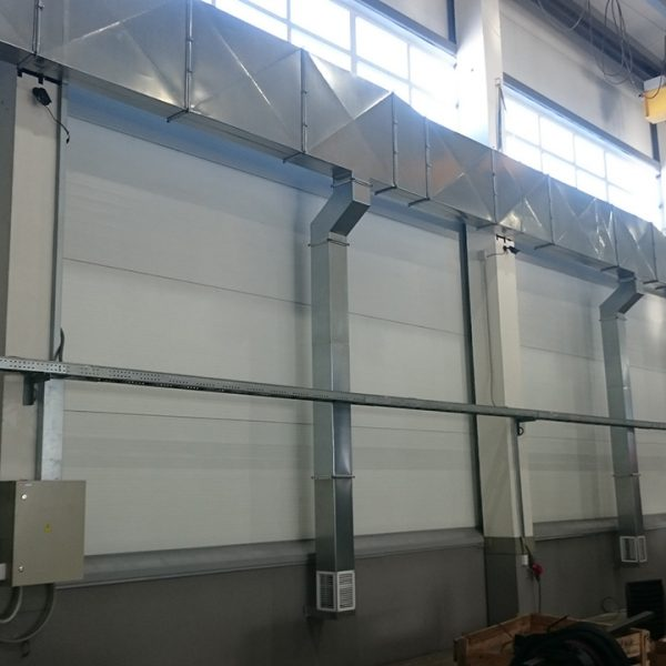 промышленная вентиляция в Миассе примеры работ